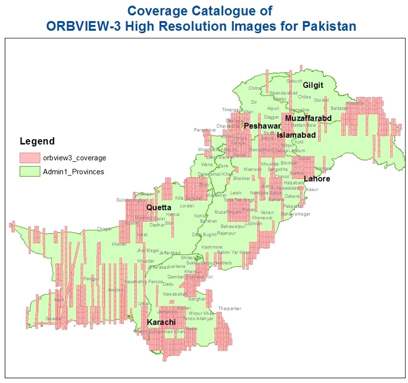 Orbiew 3 Coverage Pakistan