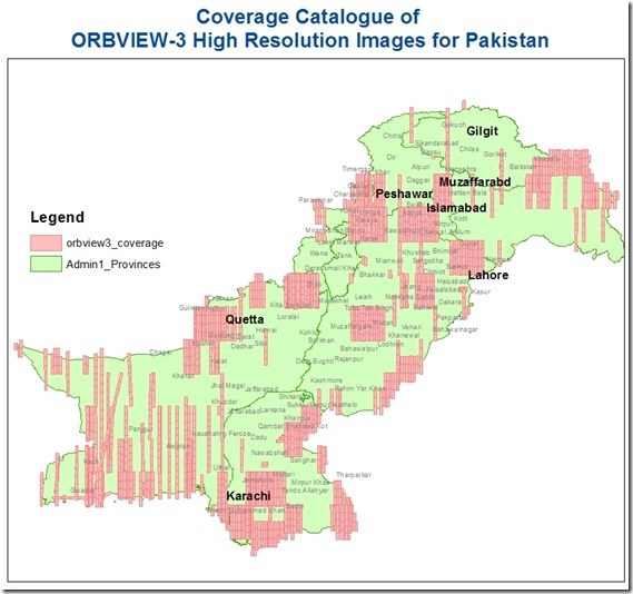 Orbiew-3 Coverage Pakistan